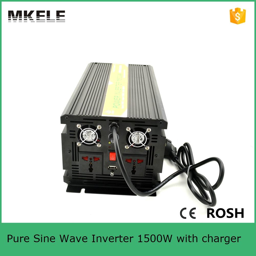 MKP1500-241B-C 1500w inverter,pure sine wave inverter pcb inverter 24vdc to 120vac solar micro inverter with charger(China (Mainland))