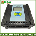Wind and solar hybrid controller 600w with LCD display charge controller for 600w wind turbine and