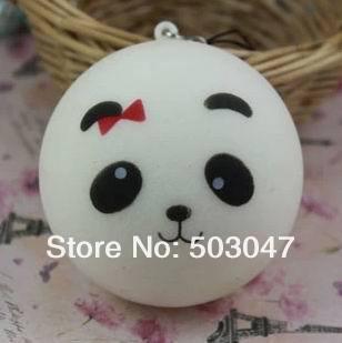 Panda Bun Squishy Supplier : Aliexpress.com : Buy 10Pcs Cute Panda Squishy Buns Bread Charms, Squishies Cell Phone Straps ...