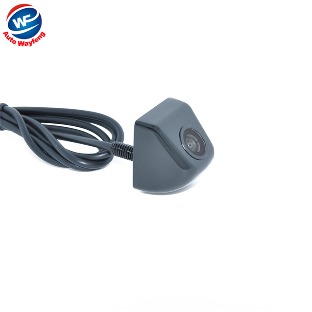 China Post Air Mail Free Shipping 100% Waterproof 170 Degree Wide Angle Luxury Car Rear View Camera LAB-802 CMOS/CCD(China (Mainland))