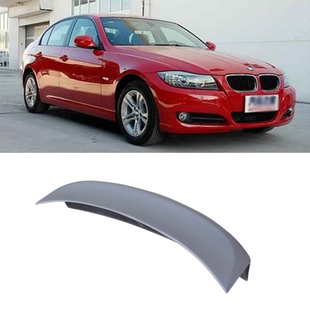 Фотография 1999-2005 PU Grey Primer CLS Style E46 Car Automotive Spoiler For BMW E46 Sedan