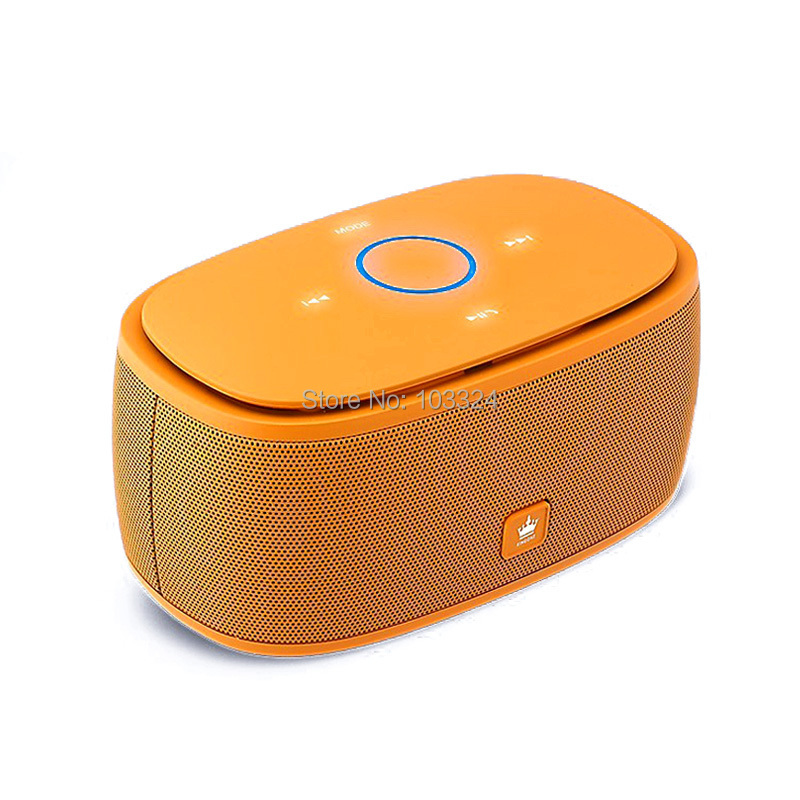 Original KingOne K5 bluetooth wireless speaker car mobile phone automatic hands free portable TF card subwoofer with Micfully <br><br>Aliexpress