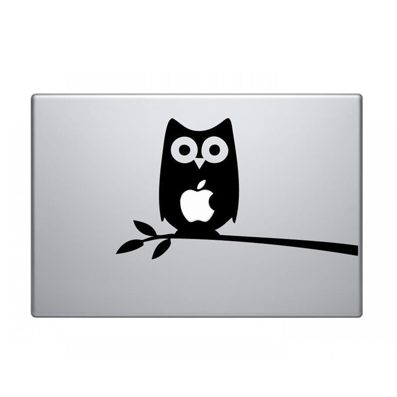 Wholesale Price Cute Owl Styling Vinyl Decal Sticker Skin for Apple Laptop for MacBook Air/Pro 11 13 15 Computer Wall Decor<br><br>Aliexpress