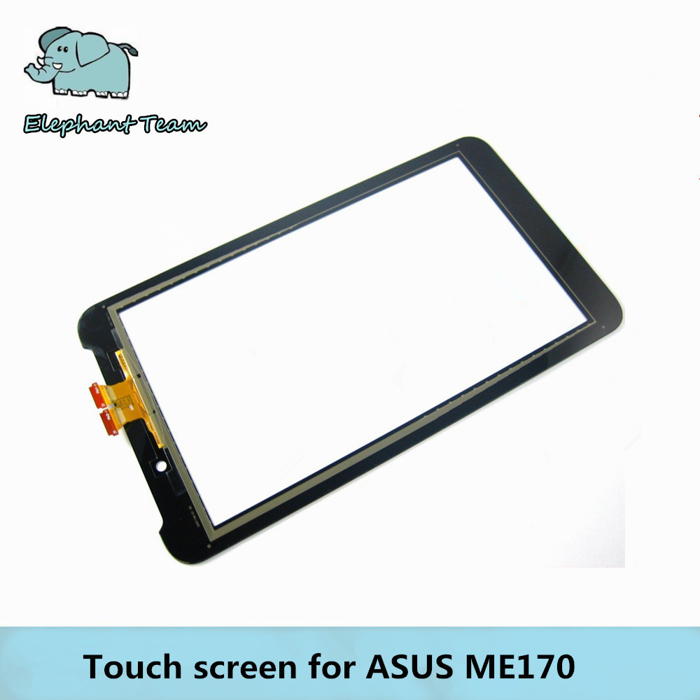 Touch Screen digitizer Replacement for ASUS FE7010CG FE170CG ME170 K012 Functional Test Before Free Shipping(China (Mainland))