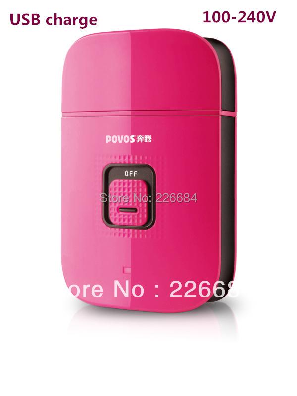 Электробритва 2015 POVOS PW805 USB 100v/240v недорого