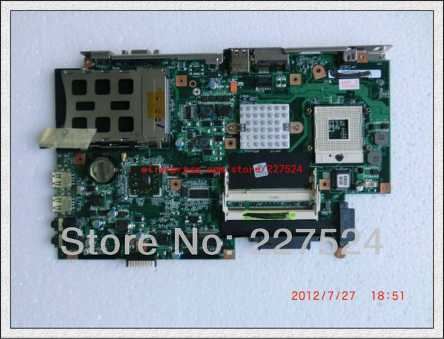 ATI Radeon Xpress 1100,DDR2, x51r Laptop motherboard   for asus  ,new original.free shipping ,100% tested