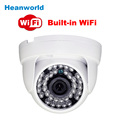 1 0MP 720P Wireless Wired IP Camera Wifi built in antenna Night Vision ONVIF Home use
