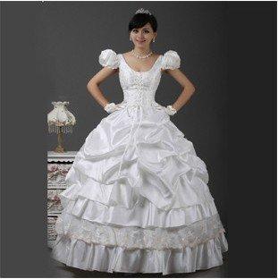 discount bride dressing gown sale