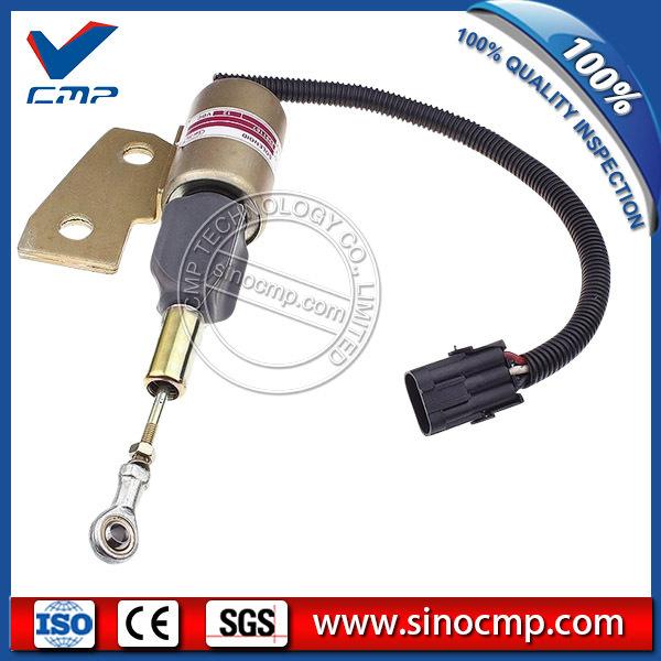CMP fuel shutdown solenoid valve 3991168 for cummins