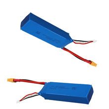 Free Shipping!2Pcs 2700mah Battery Power Spare Parts Accs For Cheerson CX-20 RC Helicopter Toy