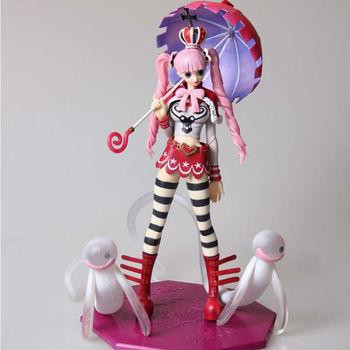 One Piece action figure POP DX Ghost Princess Perona anime pvc figure 23cm sexy girls figure  Free shipping
