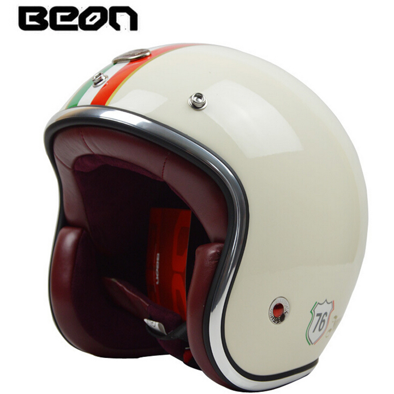 men and women electric scooter motorcycle helmet cascos para moto casco gafas motocross Italian flag girl harley helmet(China (Mainland))