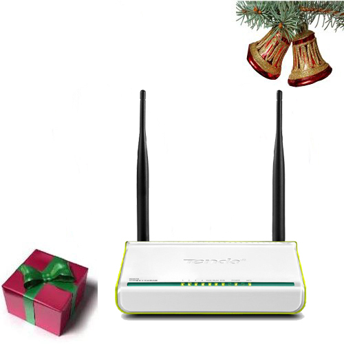 Freeshipping!Tenda W307R 300M Wireless Router WIFI with 4-port LAN(China (Mainland))