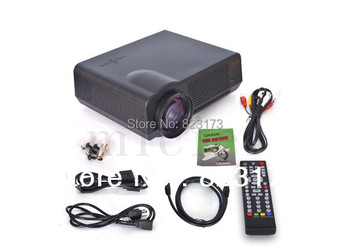 Free Shipping acto Android 4.2 LCD Portable Proyector Beamer 1280x800 Full HD TV wifi LED Video Game home theater Projector