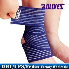 DHL Fedex UPS 1000PCS Movement Nursing Ankle Sprain Protective Basketball Ankle Bandage(China (Mainland))