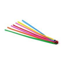 100Pcs Magic Long Animal mixed color Tying Making Balloons twist Latex Balloon Promotion Hot Selling(China (Mainland))