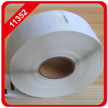 200 x Rolls Dymo Compatible Labels 11352 1352 , 54 x 25mm return address labels free shipping