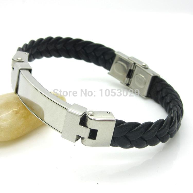 unique designer 316l stainless steel bracelets bangles