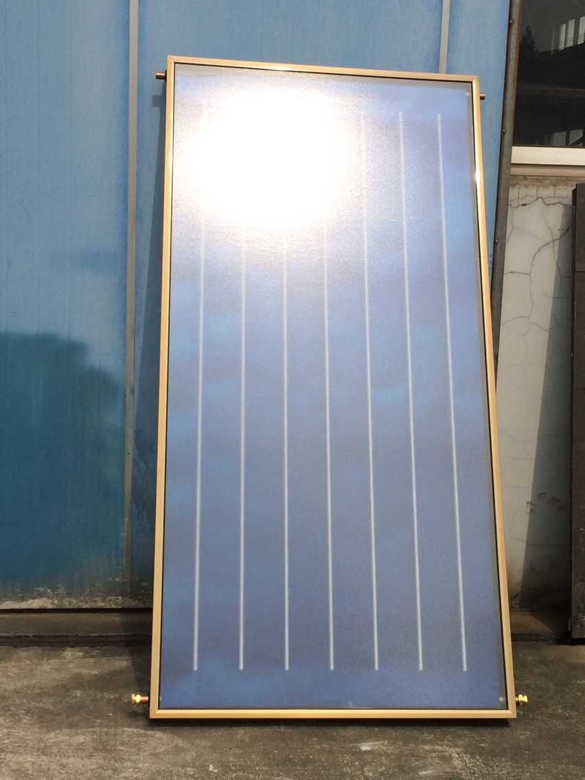QAL blue coating flat panel for solar water heaters(China (Mainland))