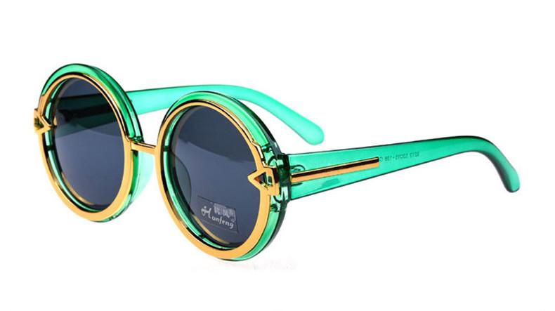 Metal Glasses Frame Repair : Hot Sale New European And American Retro Sunglasses Repair ...