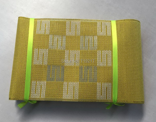 Yellow Aso oke headtie,African headtie+Nigeria headtie,new arrival+1pc/bag,20yards x 0.25yards wholesale and retail