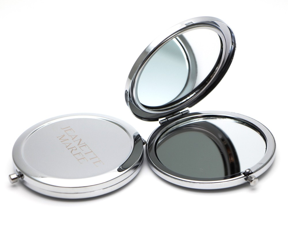 Online buy wholesale personalized compact mirrors from for Wholesale mirrors