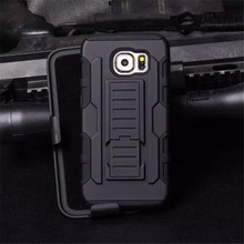 Buy Armor Case coque Samsung Galaxy S6 Case Cover G9200 Case coque Samsung S6 G9200 Case + Belt Clip Holster Kickstand for $3.44 in AliExpress store
