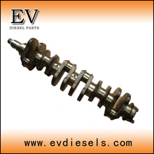Forged Steel type S6E S6E2 crankshaft  for Mitsubishi forklift(China (Mainland))