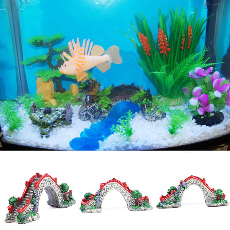 Unique fish tank themes for Fish tank decorations cheap