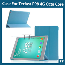 High quality PU Leather Case cover For Teclast P98 4G Octa Core,Teclast X98 pro case 9.7inch Tablet PC+Screen protector