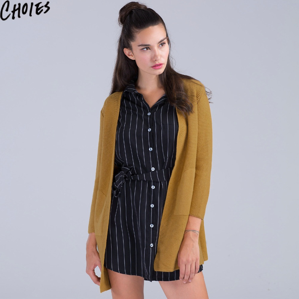 100  [ Cheap Cardigan ] | Closed Open Cardigan 127 Women Clothing ...