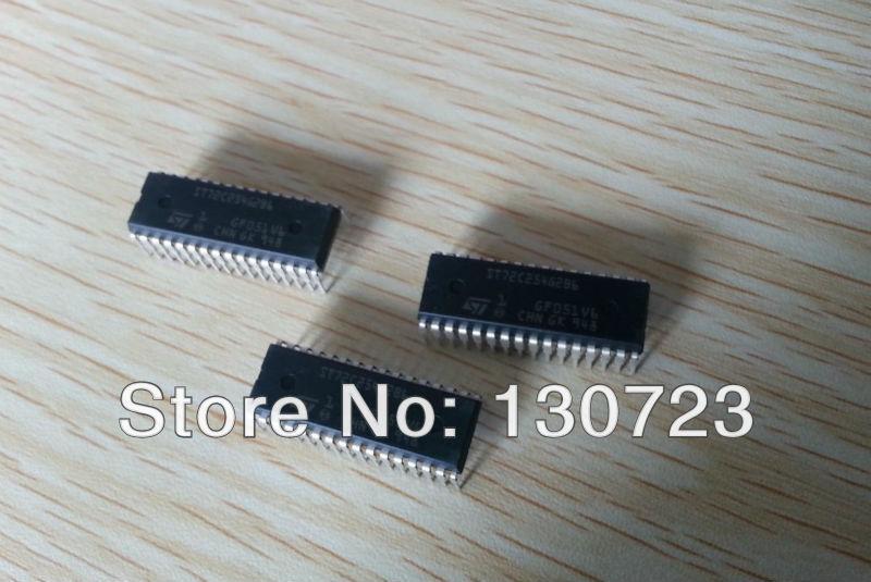 ST72C254G2B6 ST SDIP32 200Pcs MCU Flash 8K SPI/I2C 8-bit(China (Mainland))