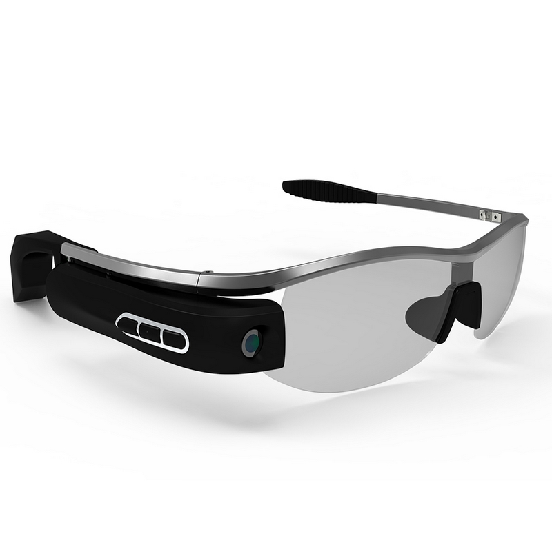 Bluetooth Wifi Polarized Smart Sunglasses With Earphone Hands-free DVR Replaceab