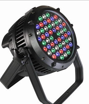 54x3W RGBW WATERPROOF LED PAR Can|54*3w RGBW waterpoof led par ligth