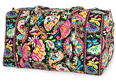 Vb mickey folding Large luggage bag large handbags(China (Mainland))