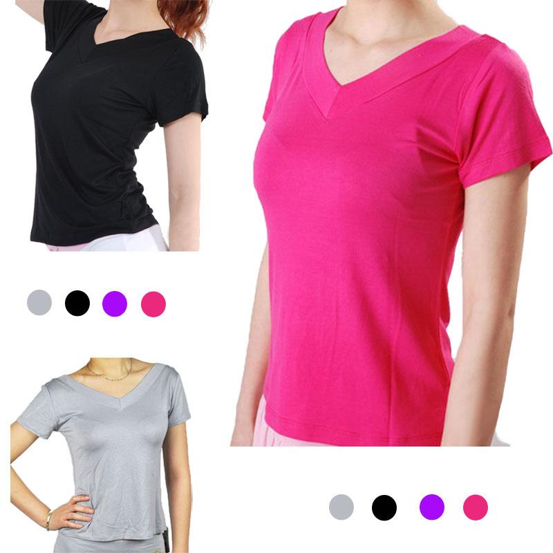 Yoga Clothes Set Modal Top Yoga Female Plus Size Summer