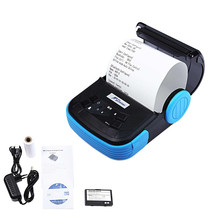 MTP - 3 Low Noise Portable 80mm Bluetooth 2.0 Android Thermal POS Printer With OLED Display USB Port Interface Printer Thermal(China (Mainland))