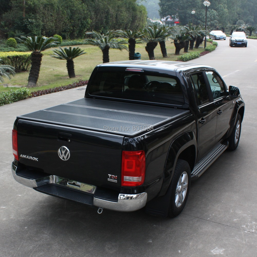 vw amarok hard trifold cover toyota pickup hard cover. Black Bedroom Furniture Sets. Home Design Ideas