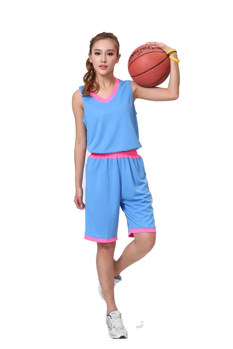 MADHERO Women's Basketball Jerseys Sets Breathable Quick Dry Customized Sportswear Throwback Basketball Jerseys For Women(China (Mainland))