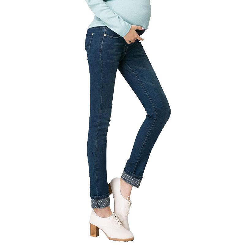 Denim Maternity Jeans Pants For Pregnant Women Plus Size XXL Clothes Pregnancy Clothing Maternidade Pantalones Embarazada(China (Mainland))