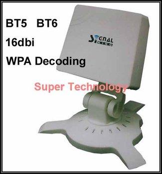 150mbps 16dbi gain BT5 & BT6 for WPA encryption,wifi sharing device,USB 802.11b/g/n wifi antenna,wifi receiver,wireless LAN card
