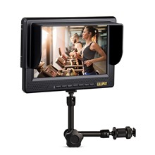Buy 7 inch Lilliput 668GL-70NP/HY LCD Video Camera Monitor 1920x1080 HDMI YPbPr AV Input + 7 Inch Magic Arm for $179.00 in AliExpress store