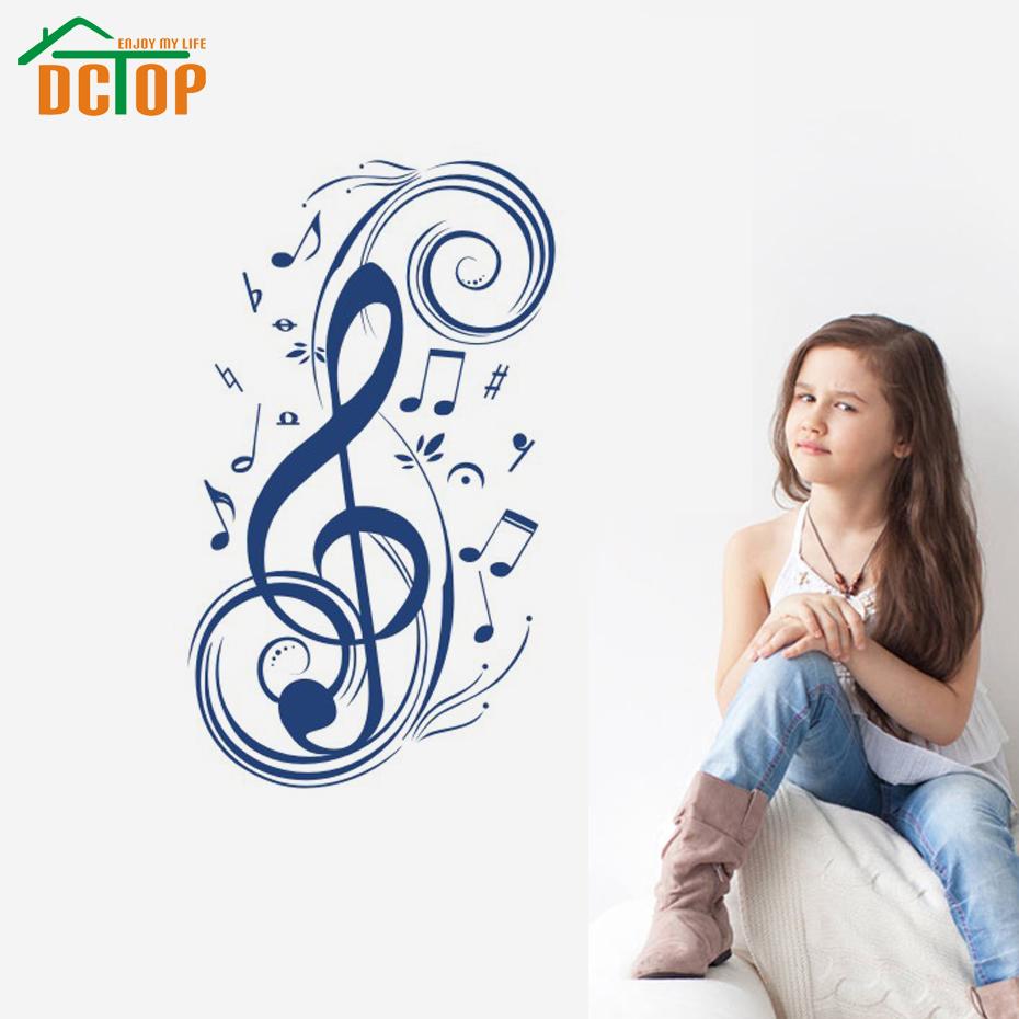 Achetez en gros note de musique mur d cor en ligne des for Decoration murale note de musique