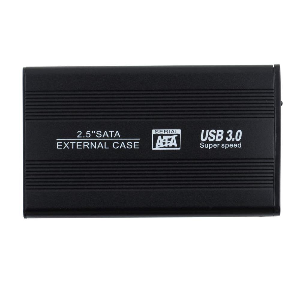 """in Stock! Jumping Price 2.5"""" USB 3.0 HDD Case Hard Drive SATA External Enclosure Box hot new(China (Mainland))"""