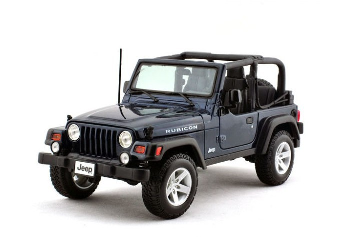 HOT ! 2013 newest ! Maisto 1: 18 JEEP Wrangler Rubicon pickup car model BEST GIFT ! 2 colors to choose(China (Mainland))