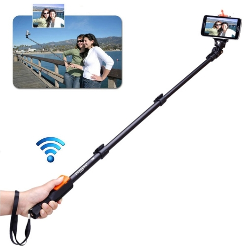 buy new selfie monopod yunteng 1288 stick with bluetooth remote shutter. Black Bedroom Furniture Sets. Home Design Ideas