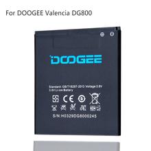 Полный оригинальный аккумулятор для DOOGEE валенсия DG800 B-DG800 внутренний аккумулятор 3.8 В 2000 мАч сотового телефона li-ионная кулон-ионный Bateria