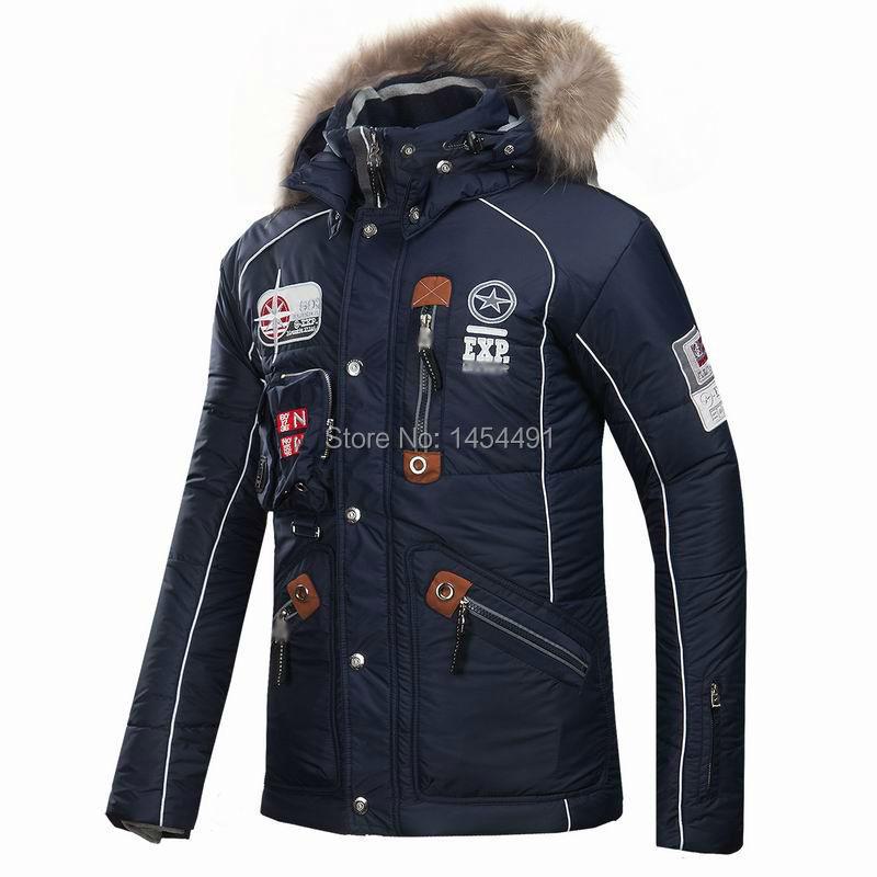 2015/2016 TOP brand New Men's ski snowboard waterproof fabric jacket ski jacket B1517(China (Mainland))