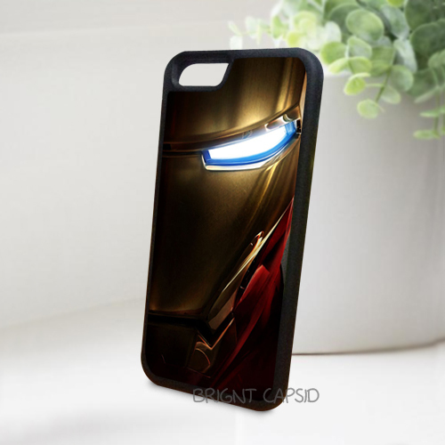 TOP Selling Funny The Avengers Hero Iron Man Anime Silicon Phone Case Cover For Iphone 6 Cell Phones(China (Mainland))
