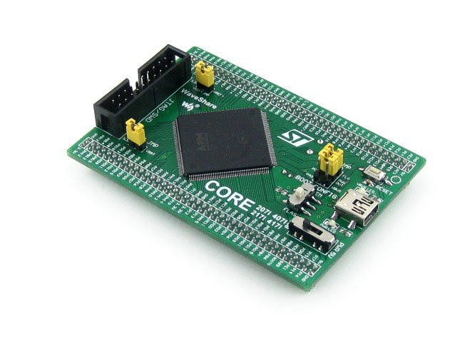 STM32 Board Core407I STM32F407IGT6 STM32F407 ARM Cortex-M4 STM32 Development Core Board with Full IOs(China (Mainland))